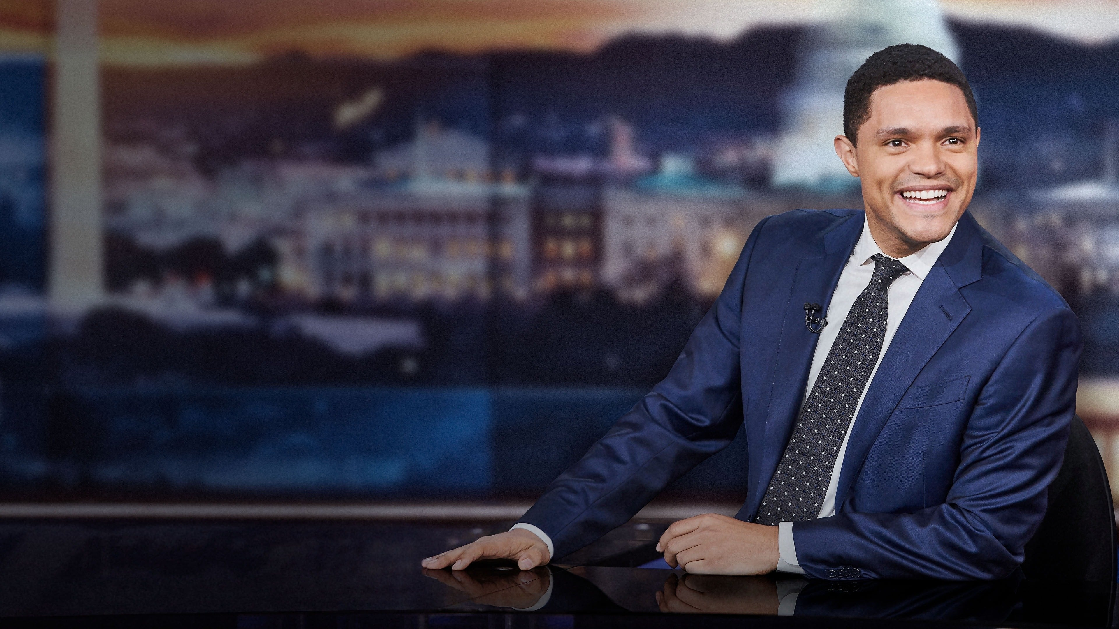 The Daily Show with Trevor Noah - Season 19 Episode 112 : Ricky Gervais