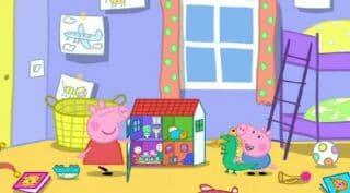 Peppa Pig Season 1 :Episode 43  Tidying Up