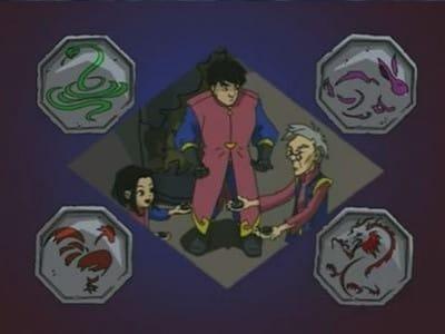 Jackie Chan Adventures Season 2 :Episode 28  Demon World (Part 2)