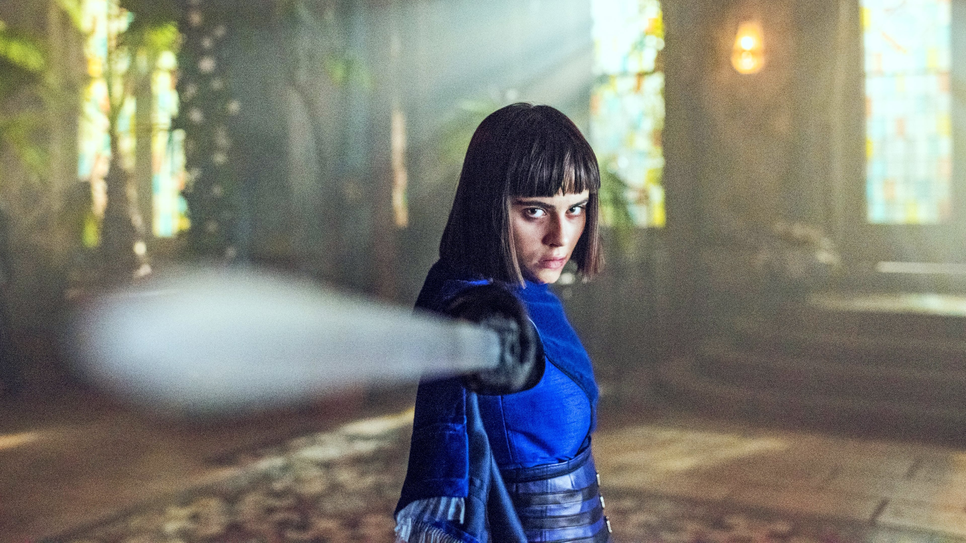 Into the Badlands Season 2 :Episode 9  Nightingale Sings No More