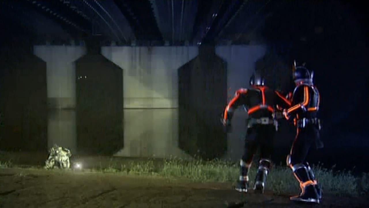 Kamen Rider Season 13 :Episode 38  The Wandering Spirit