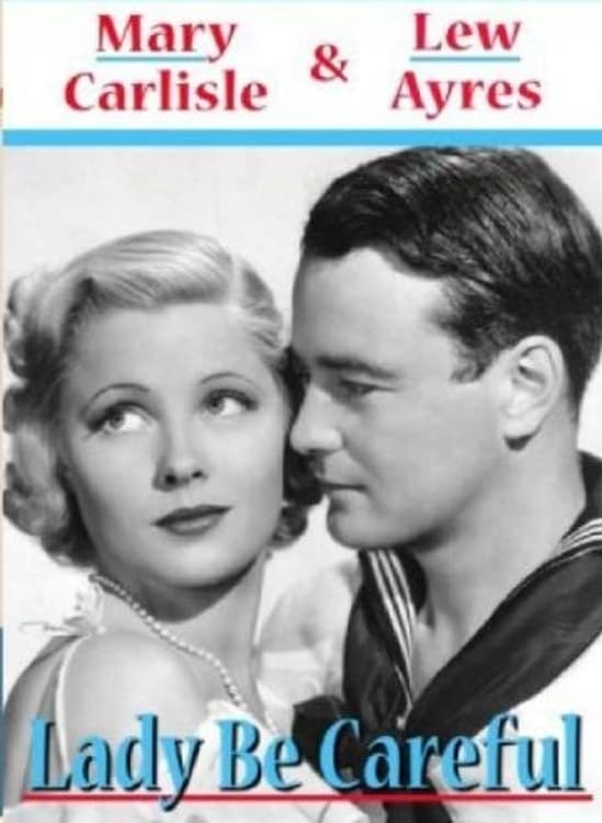 Ver Lady Be Careful Online HD Español (1936)