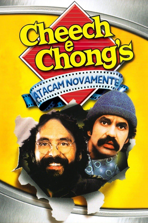 Cheech e Chong Atacam Novamente Dublado