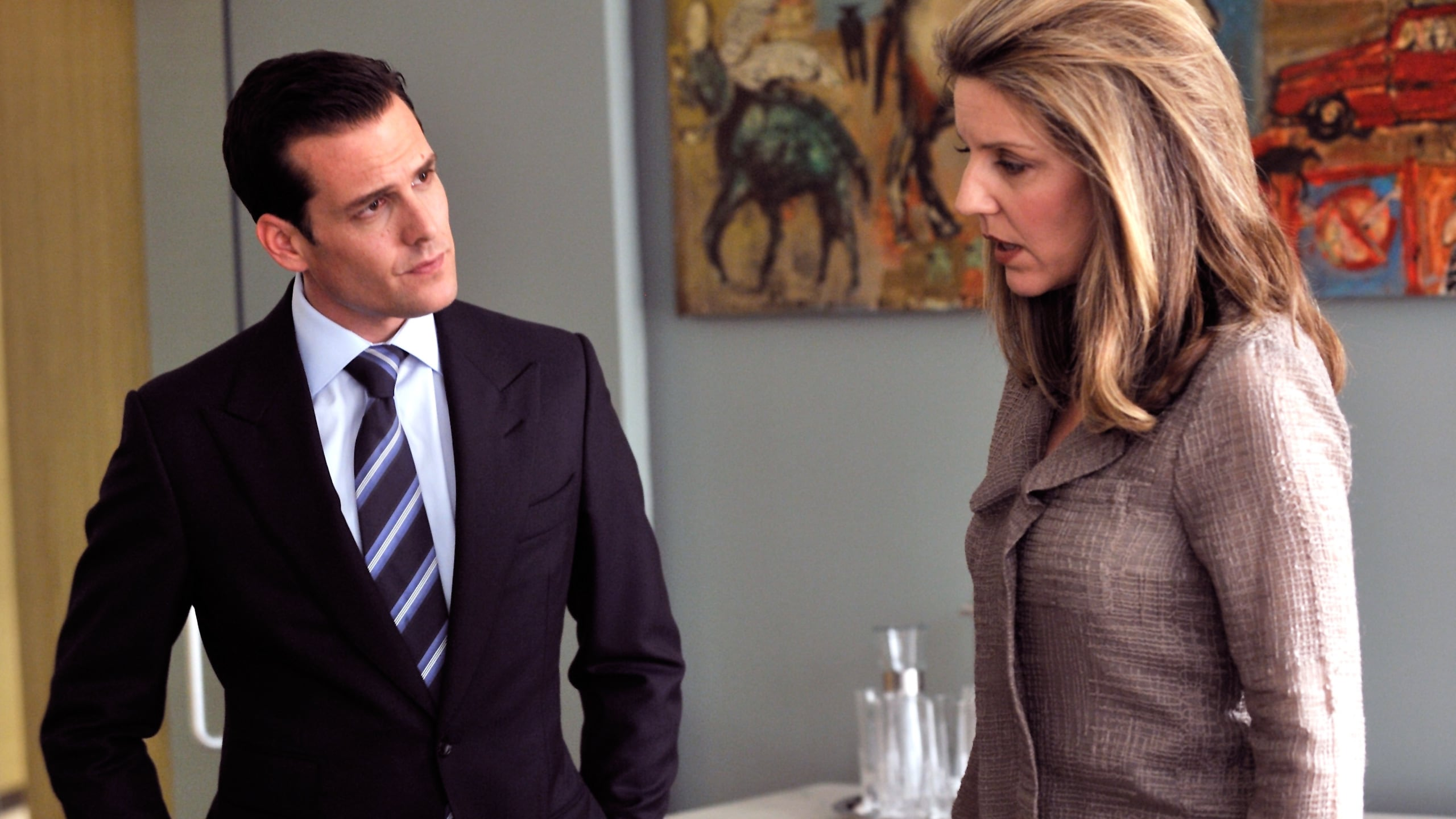Suits Season 1 :Episode 10  Shelf Life