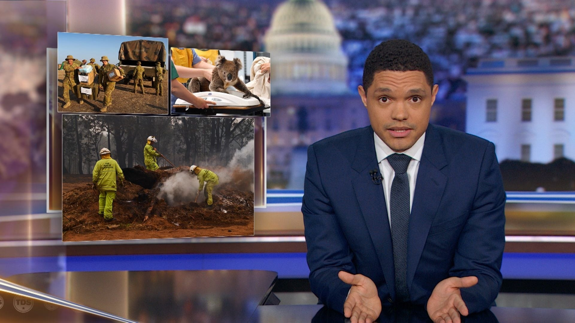The Daily Show with Trevor Noah Season 25 :Episode 44  Jimmy Butler