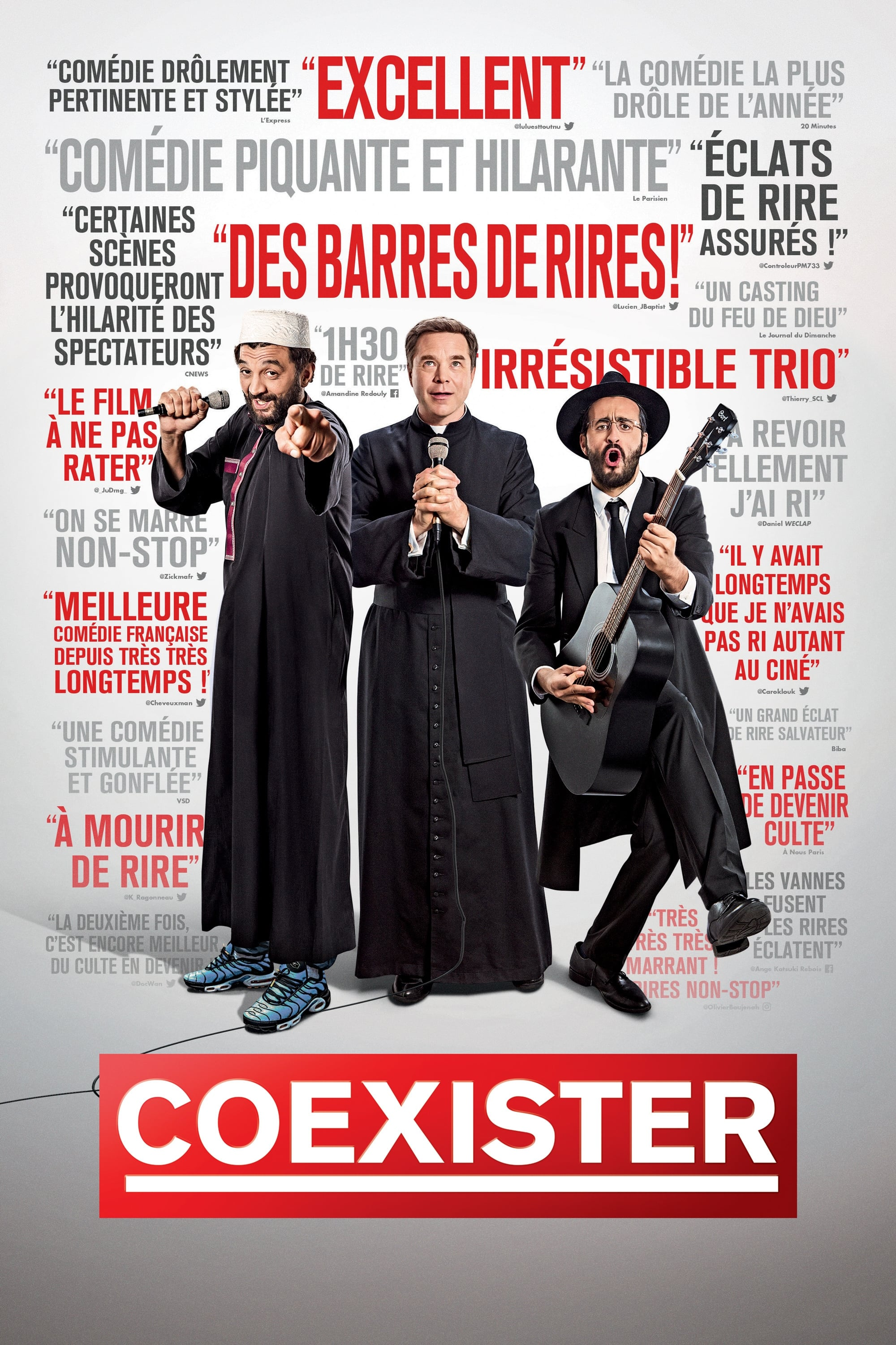 Poster and image movie Film CoExister - CoExister - Coexister -  2017
