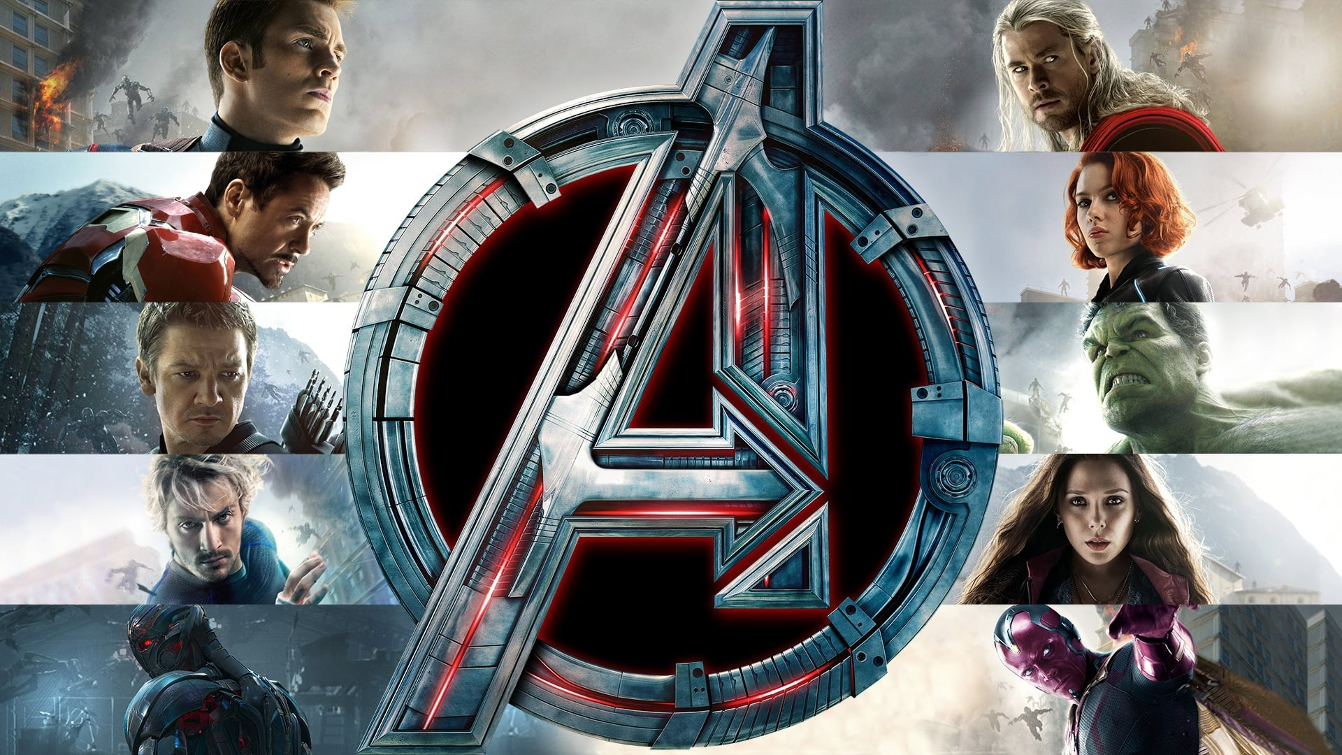 Watch Age Of Ultron Online