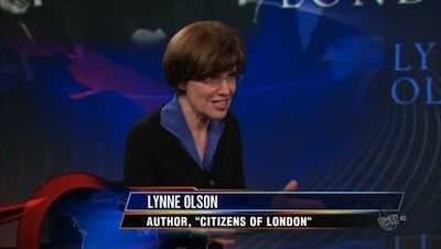 The Daily Show with Trevor Noah Season 15 :Episode 31 Lynne Olson