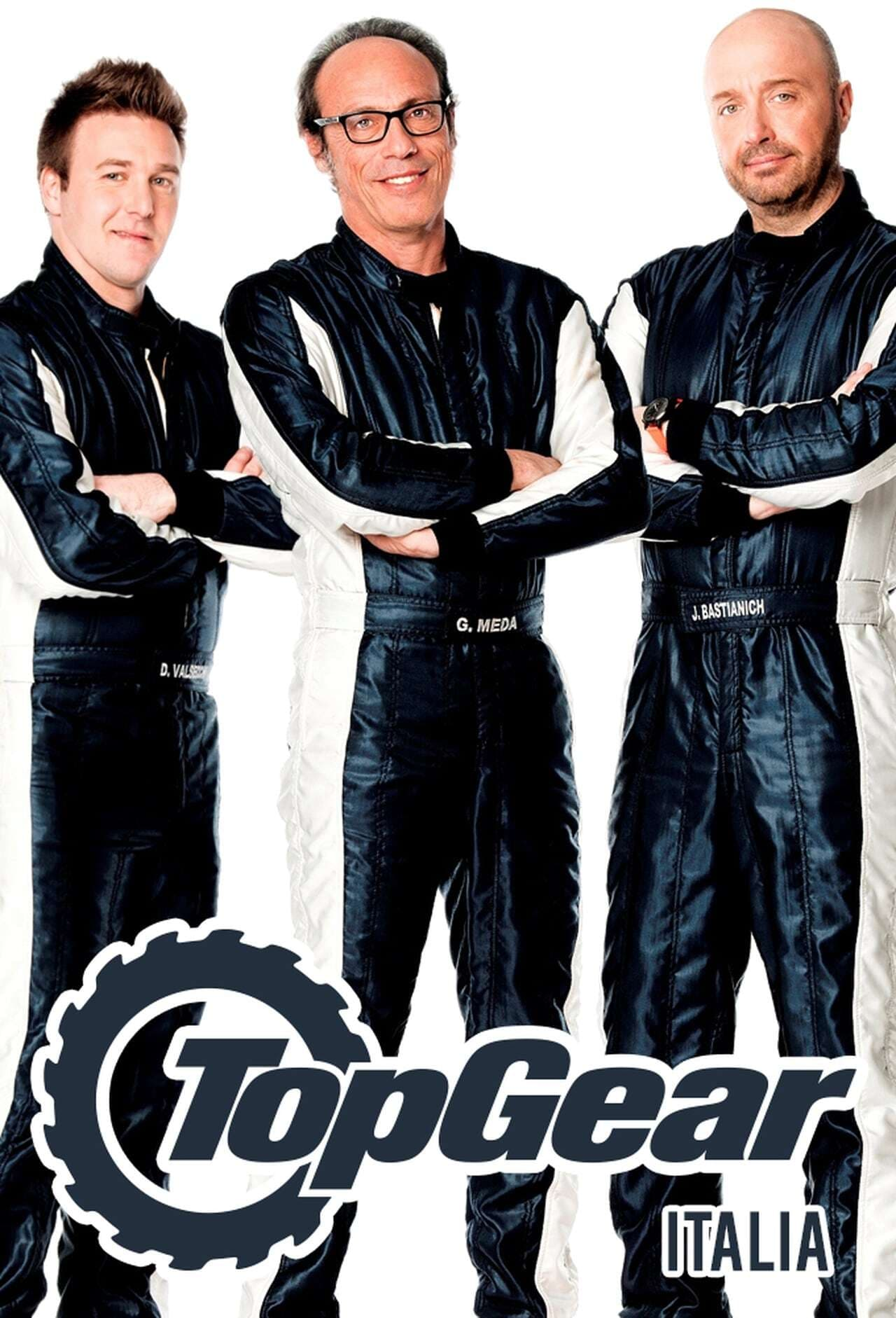 Top Gear Italia TV Shows About Racing