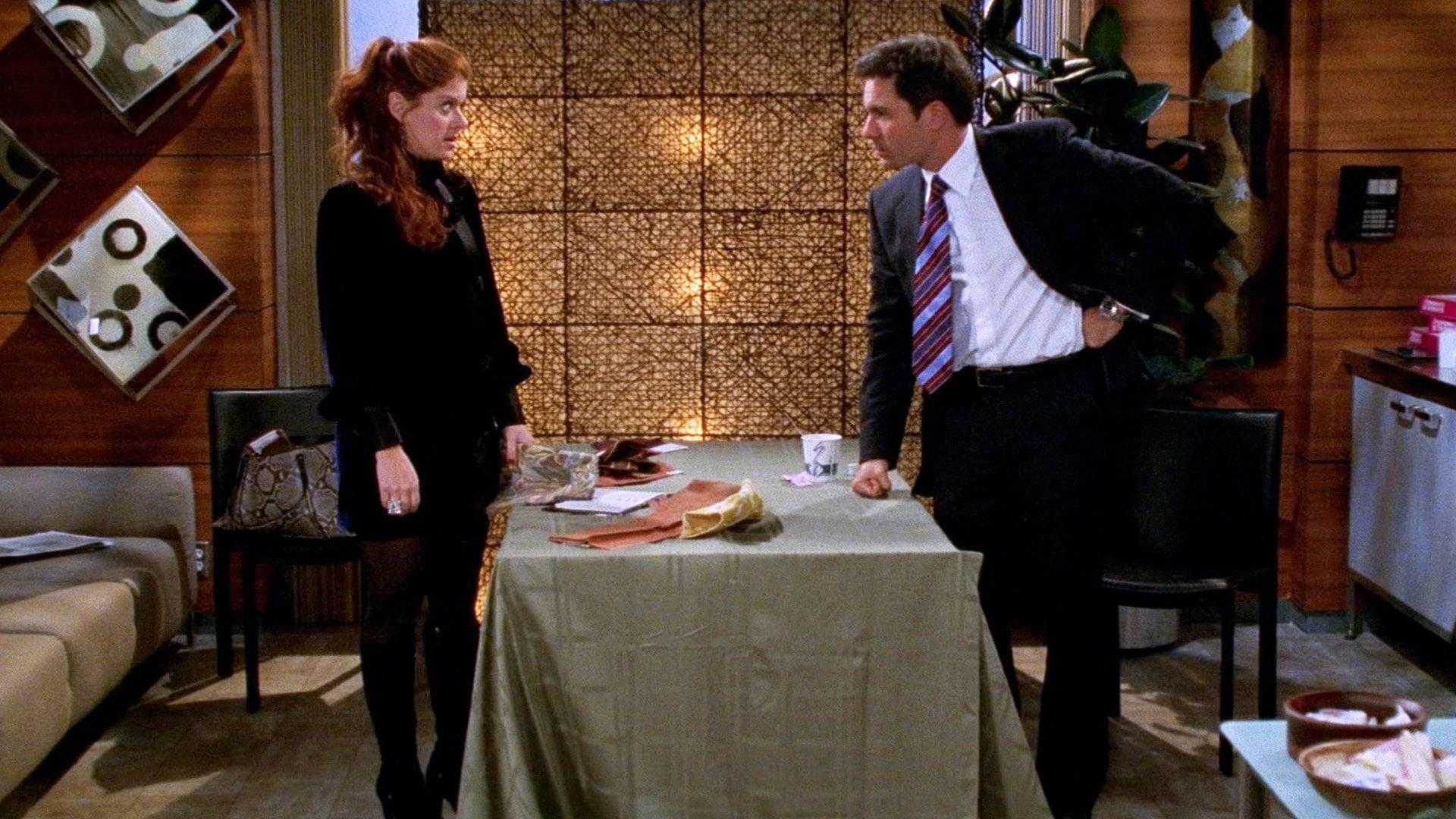 Will & Grace Season 8 :Episode 12  Forbidden Fruit
