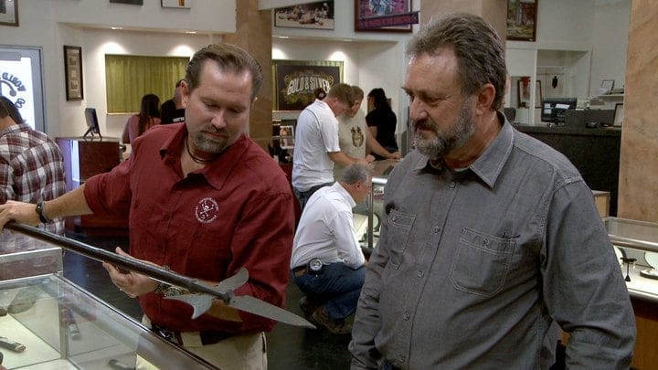 Pawn Stars Season 11 :Episode 8  Rick Gets Axed