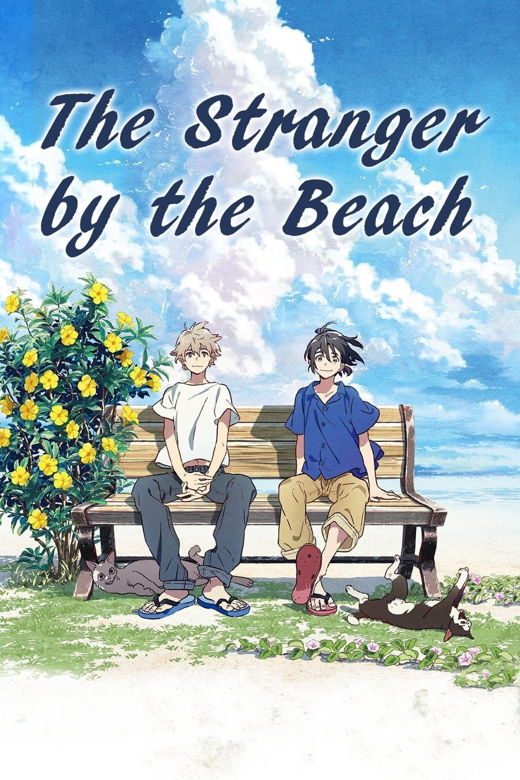 The Stranger by the Beach