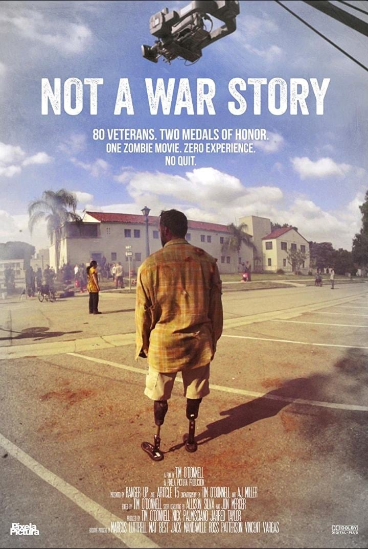 Ver Not a War Story Online HD Español (2017)
