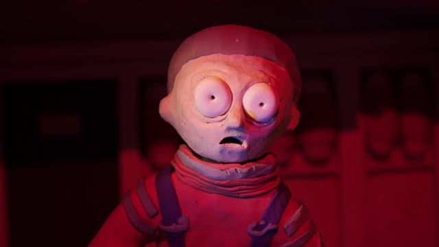 Rick and Morty Season 0 :Episode 6  Rick and Morty The Non-Canonical Adventures: 2001: A Space Odyssey