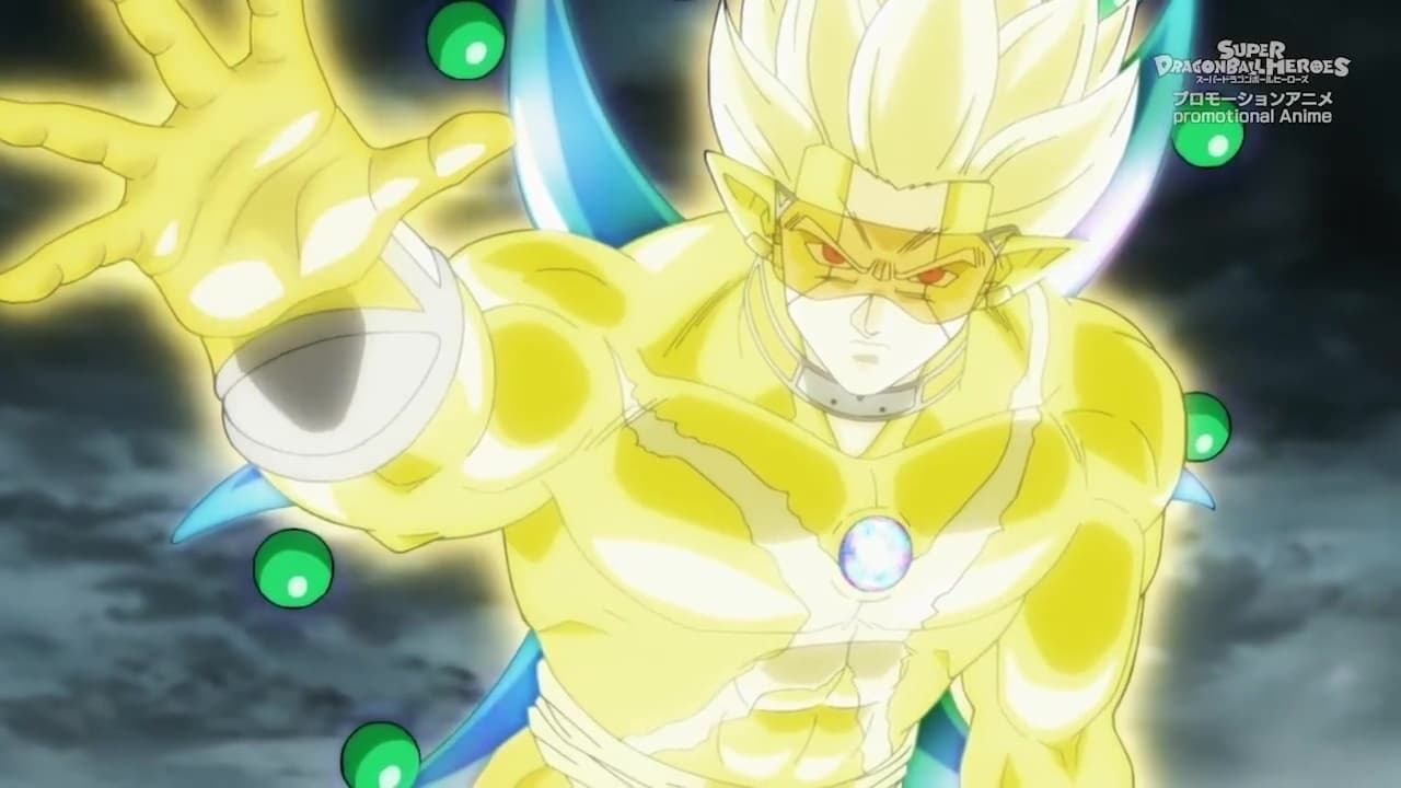 Super Dragon Ball Heroes Season 2 :Episode 10  Zamasu vs. Universe 7! Ambition's End!