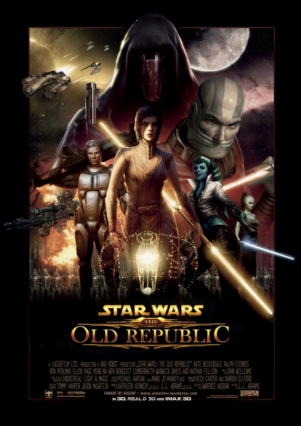 Ver Star Wars The Old Republic Online HD Español ()