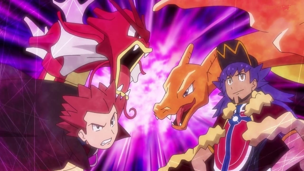 Pokémon - Season 23 Episode 12 : Flash of the Titans!