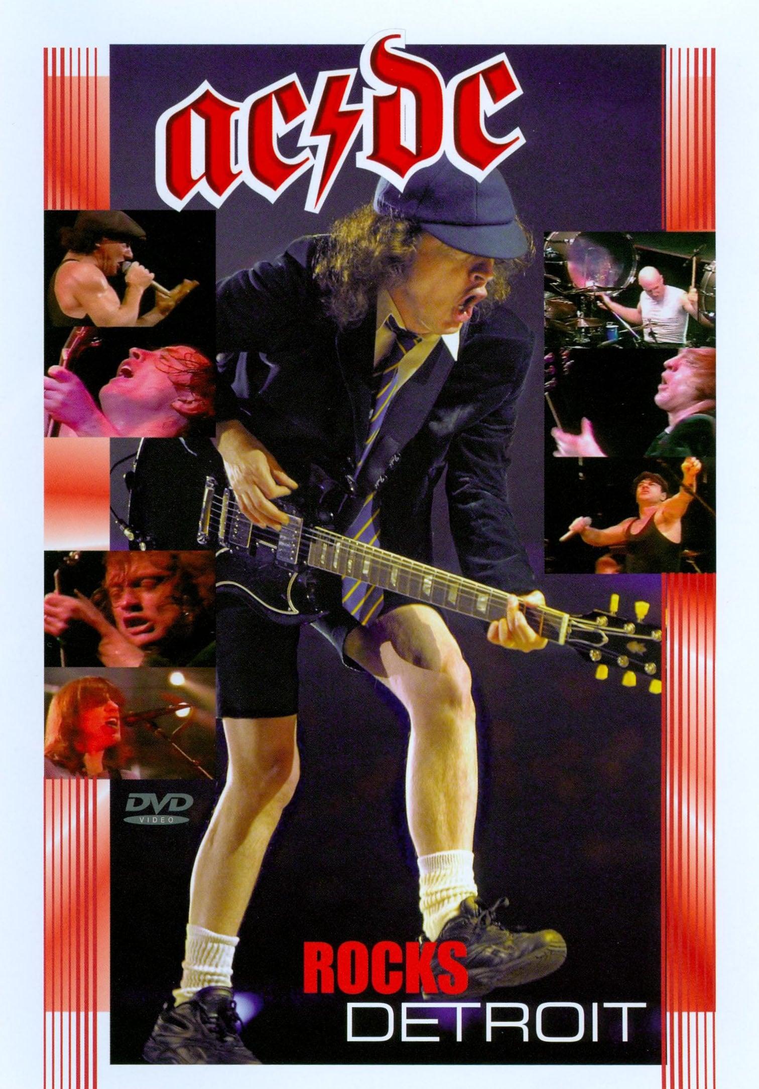 AC/DC - Rocks Detroit (1990)