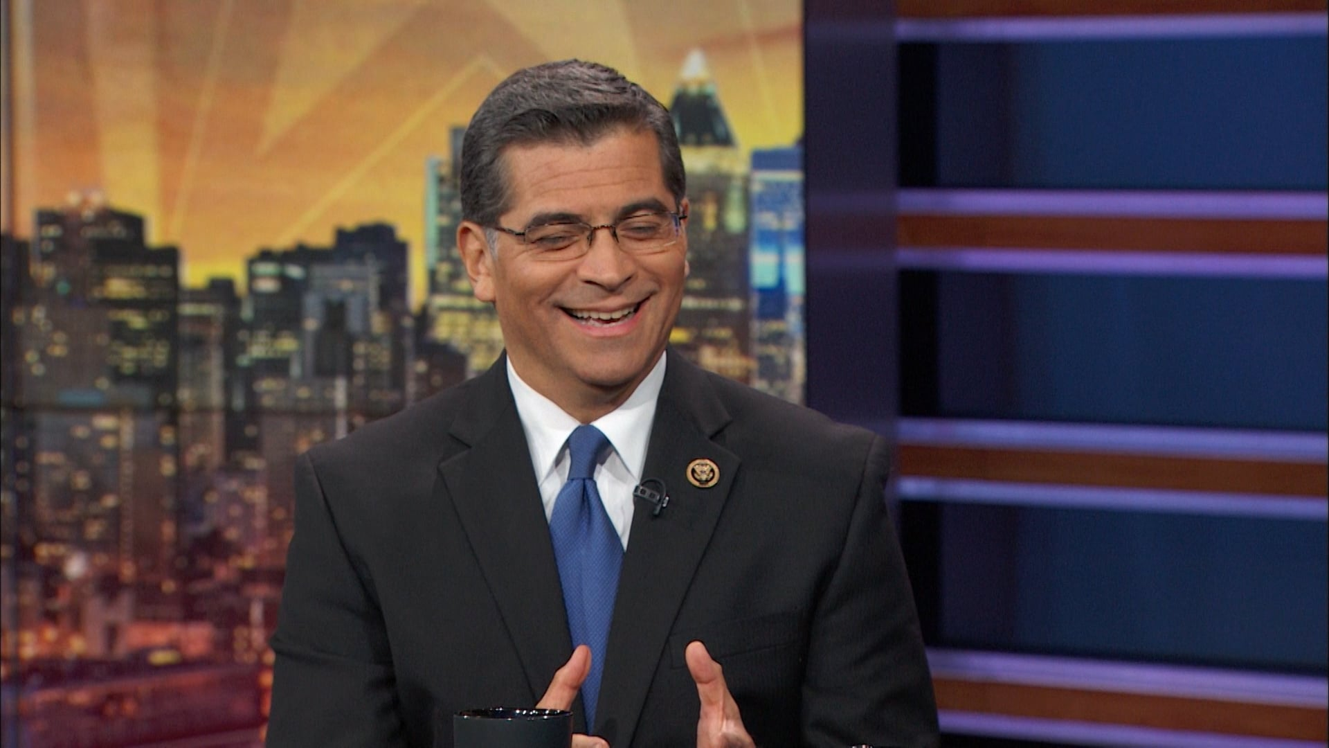 The Daily Show with Trevor Noah Season 22 :Episode 5  Xavier Becerra