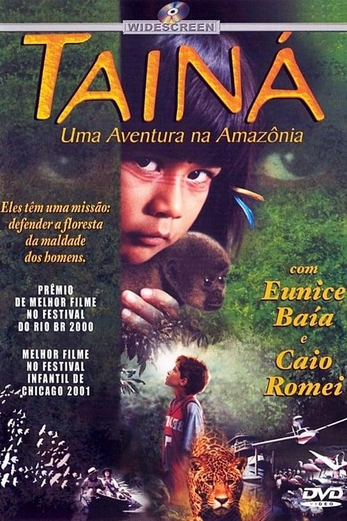 Tainá: An Amazon Adventure (2001)