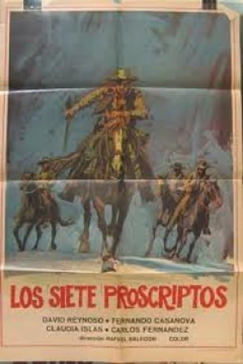 Ver Los siete proscritos Online HD Español (1969)