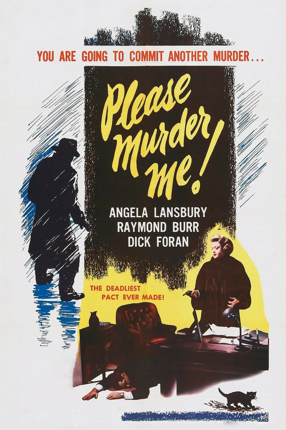 Please Murder Me! on FREECABLE TV