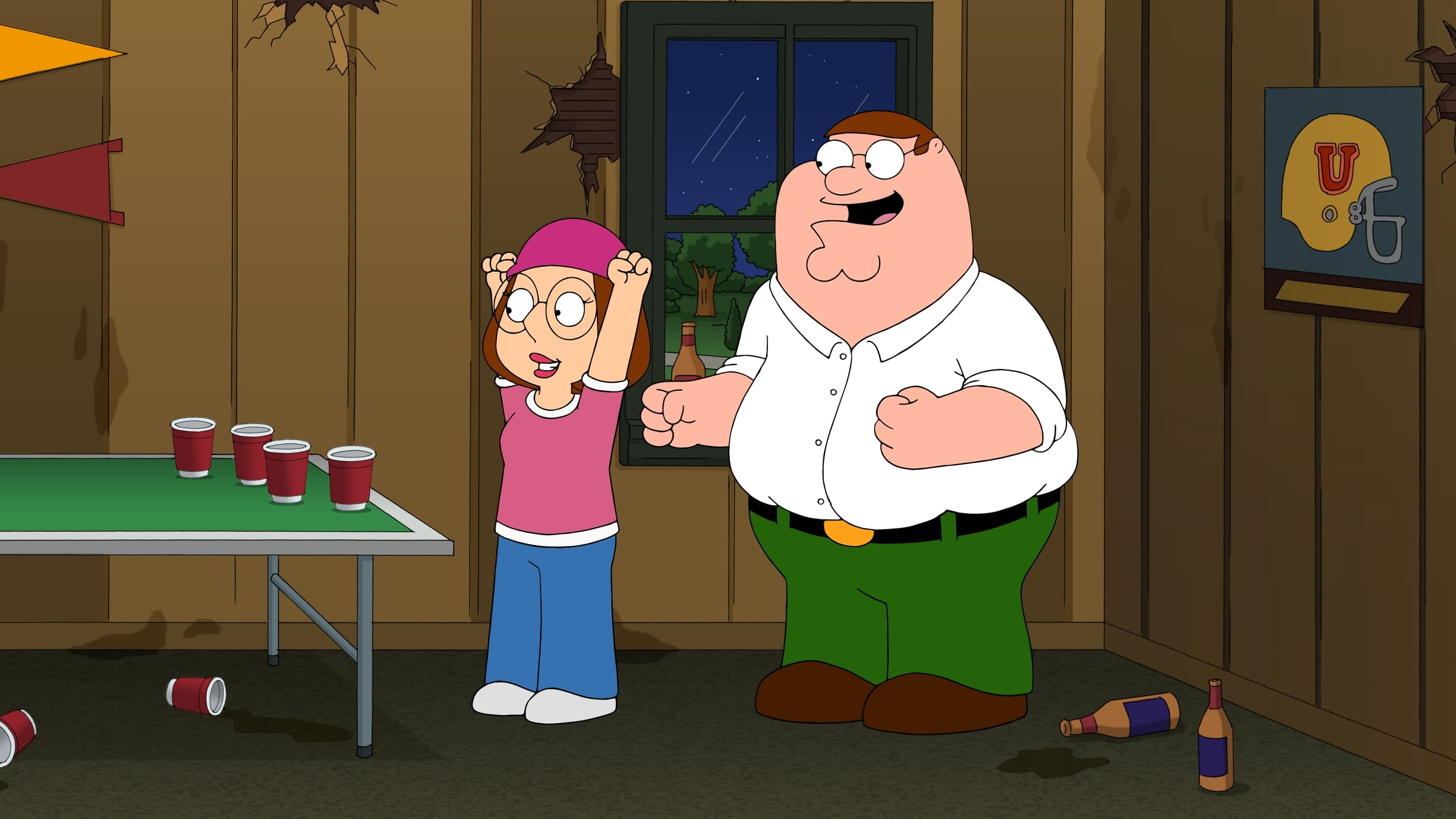 Family Guy Season 12 :Episode 19  Meg Stinks!