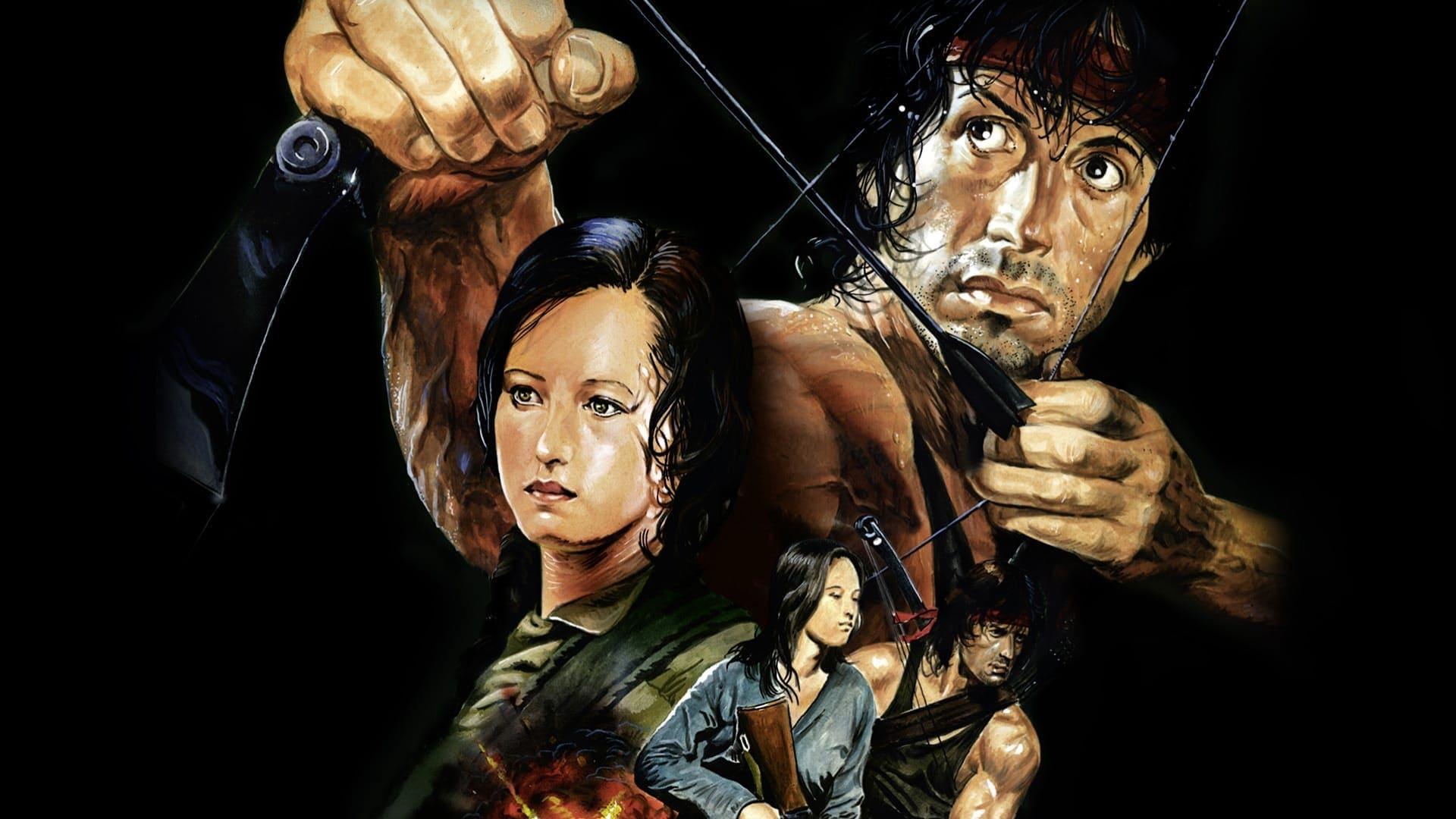 Rambo: First Blood Part II Trailer