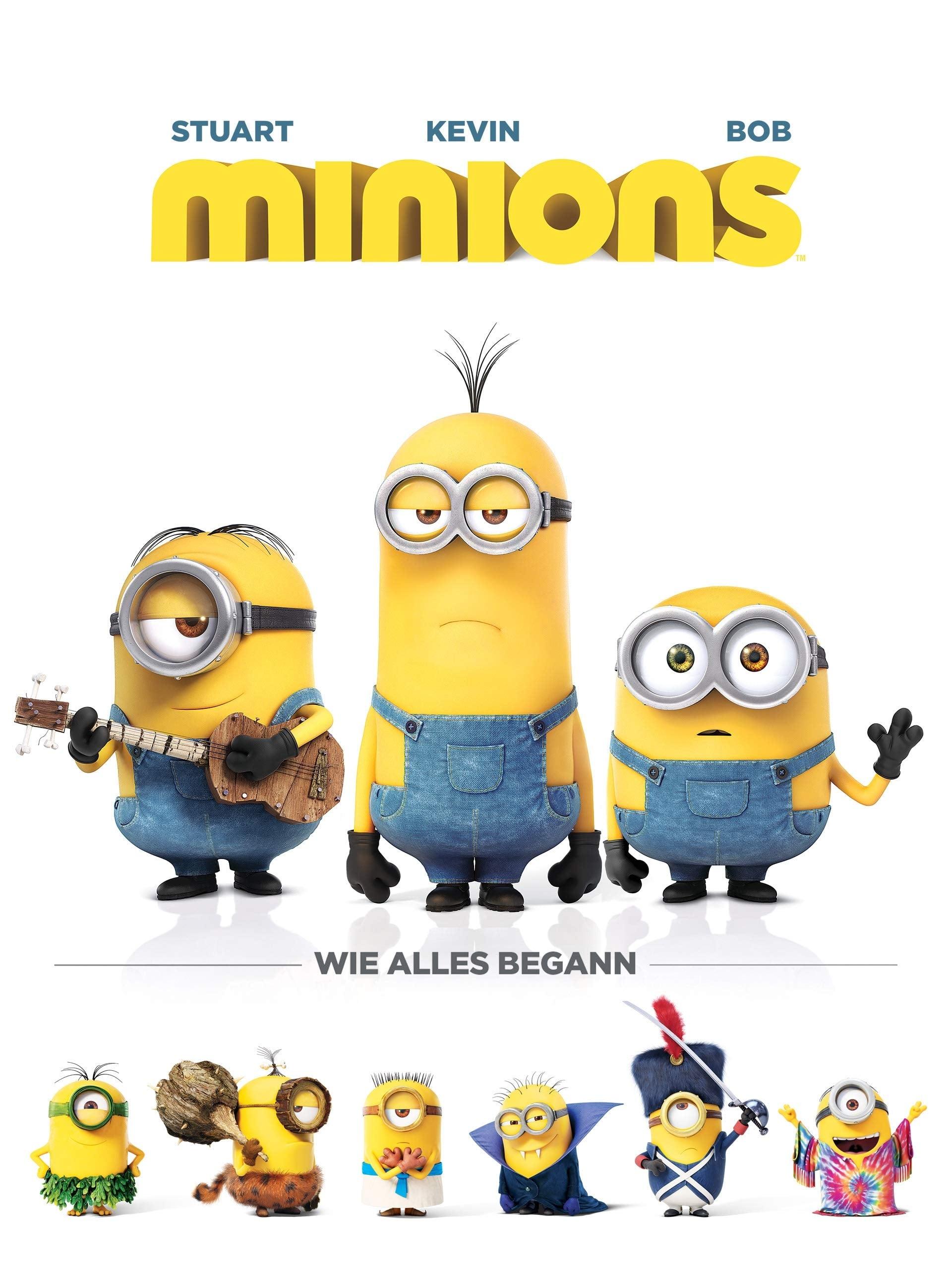 Minion Film Deutsch