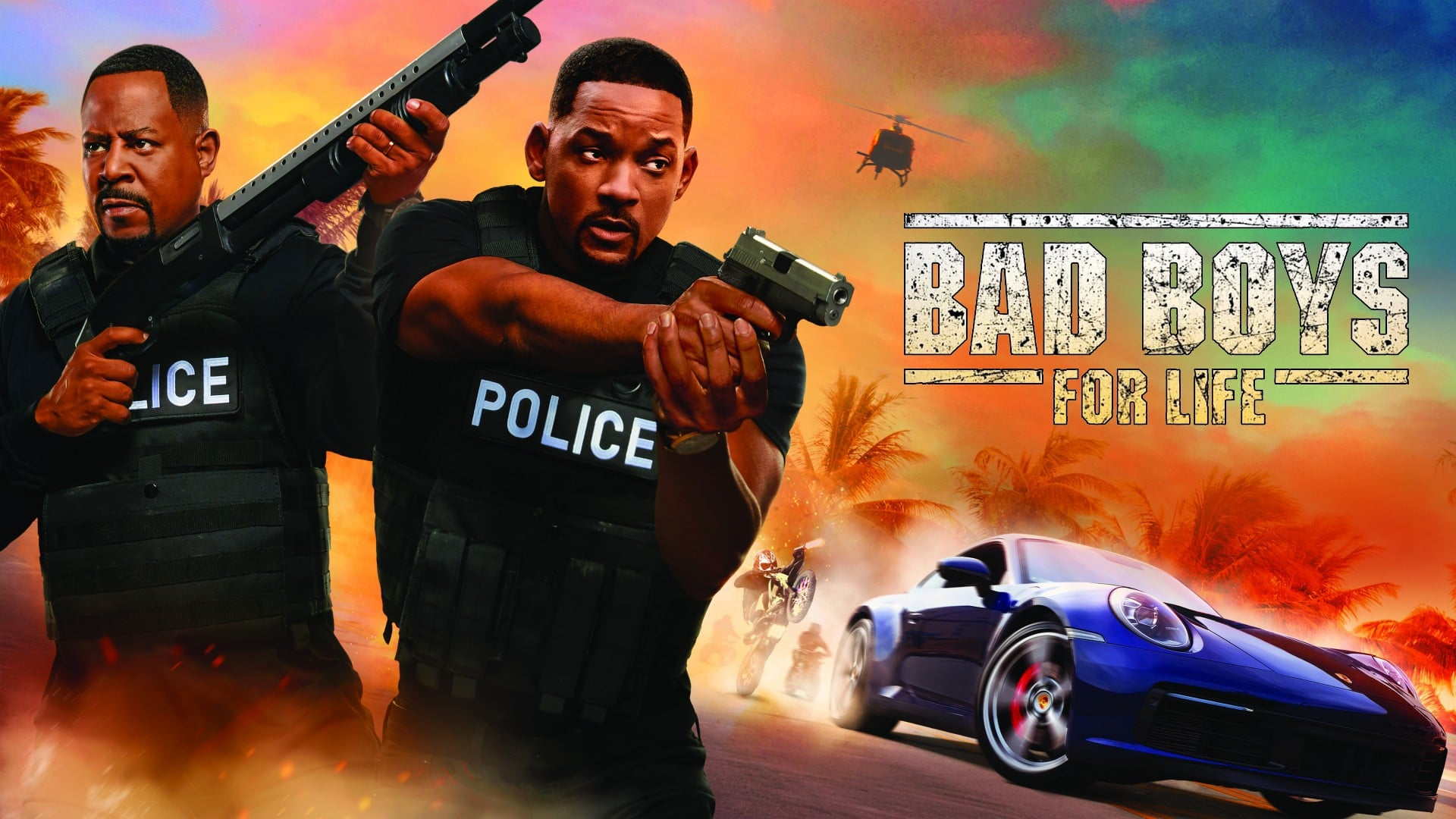 Bad Boys para Siempre (2020) 60FPS 1080p BDRip Latino-Castellano-Inglés