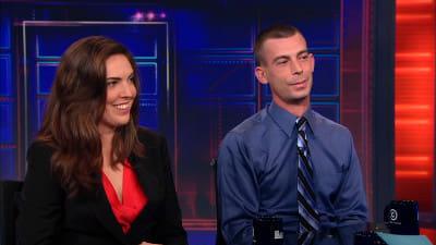 The Daily Show with Trevor Noah Season 18 :Episode 15  Dakota Meyer