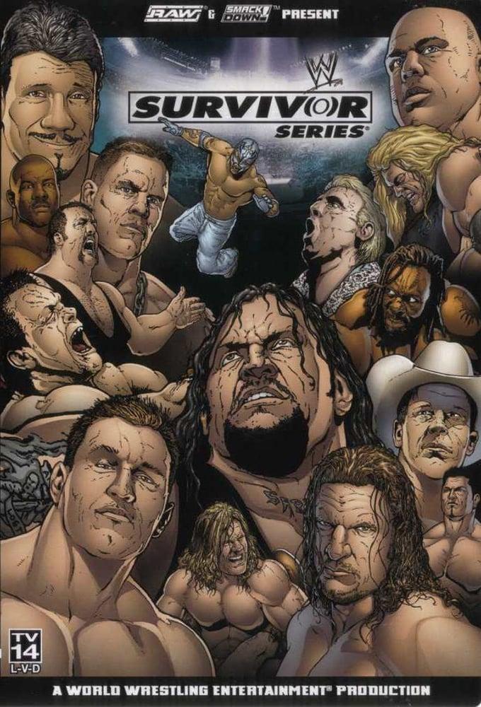 WWE Survivor Series 2004 (2004)