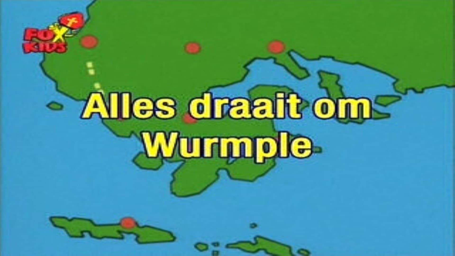 Pokémon Season 6 :Episode 14  All in a Day's Wurmple