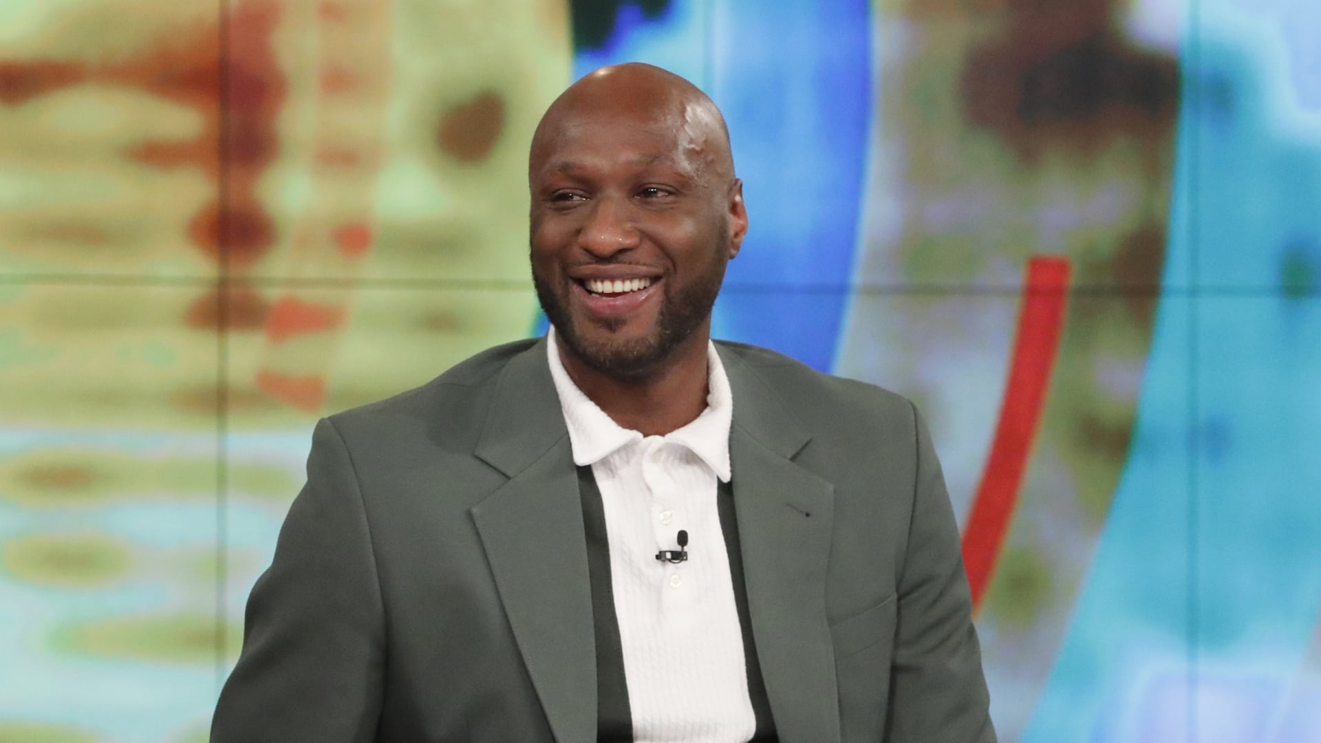 The View Season 22 :Episode 167  Lamar Odom