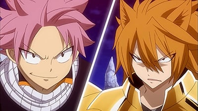 Fairy Tail Season 5 :Episode 39  FILLER - Natsu vs. Leo