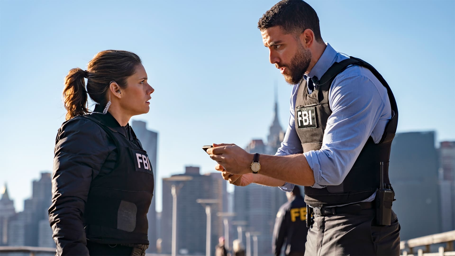 FBI Season 1 :Episode 12  Unter Beschuss
