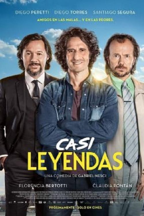 Ver Casi leyendas Online HD Español (2017)