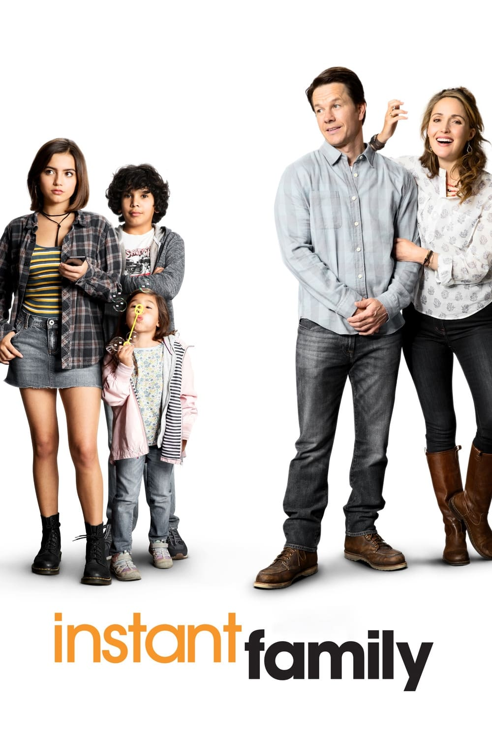 watch Instant Family 2018 online free