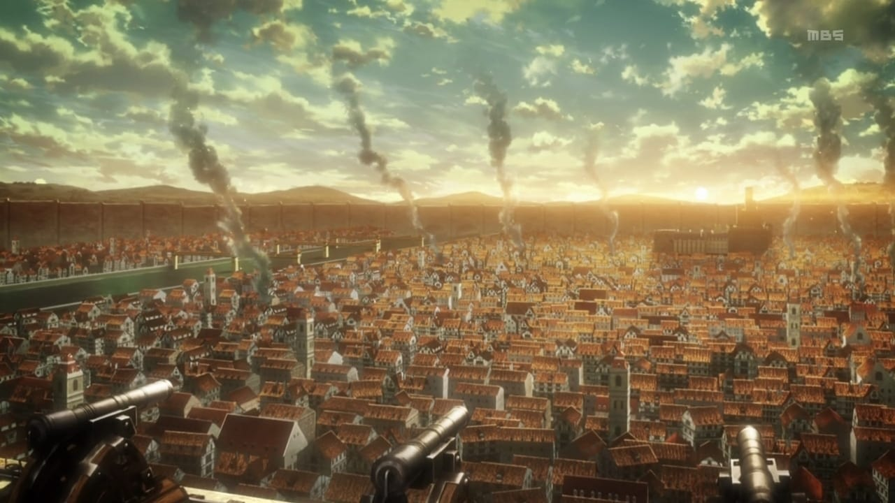 Attack on Titan Season 1 :Episode 11  Idol: The Struggle for Trost, Part 7