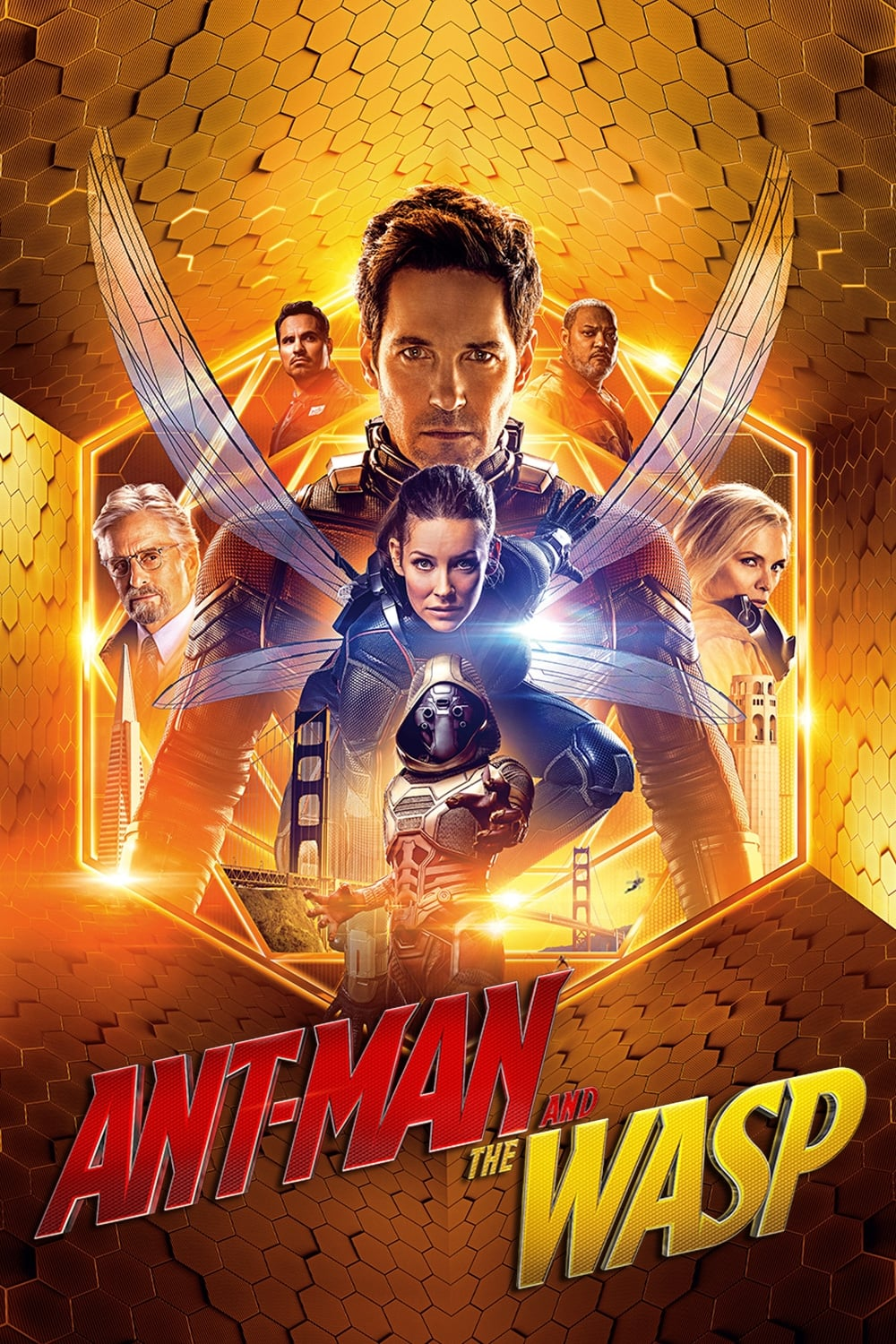 Ant-Man and the Wasp (2018) [Hindi 5.1+English 5.1] | x265 10Bit BluRay | 1080p | 720p | 480p | Download | Watch Online | GDrive | Direct Links