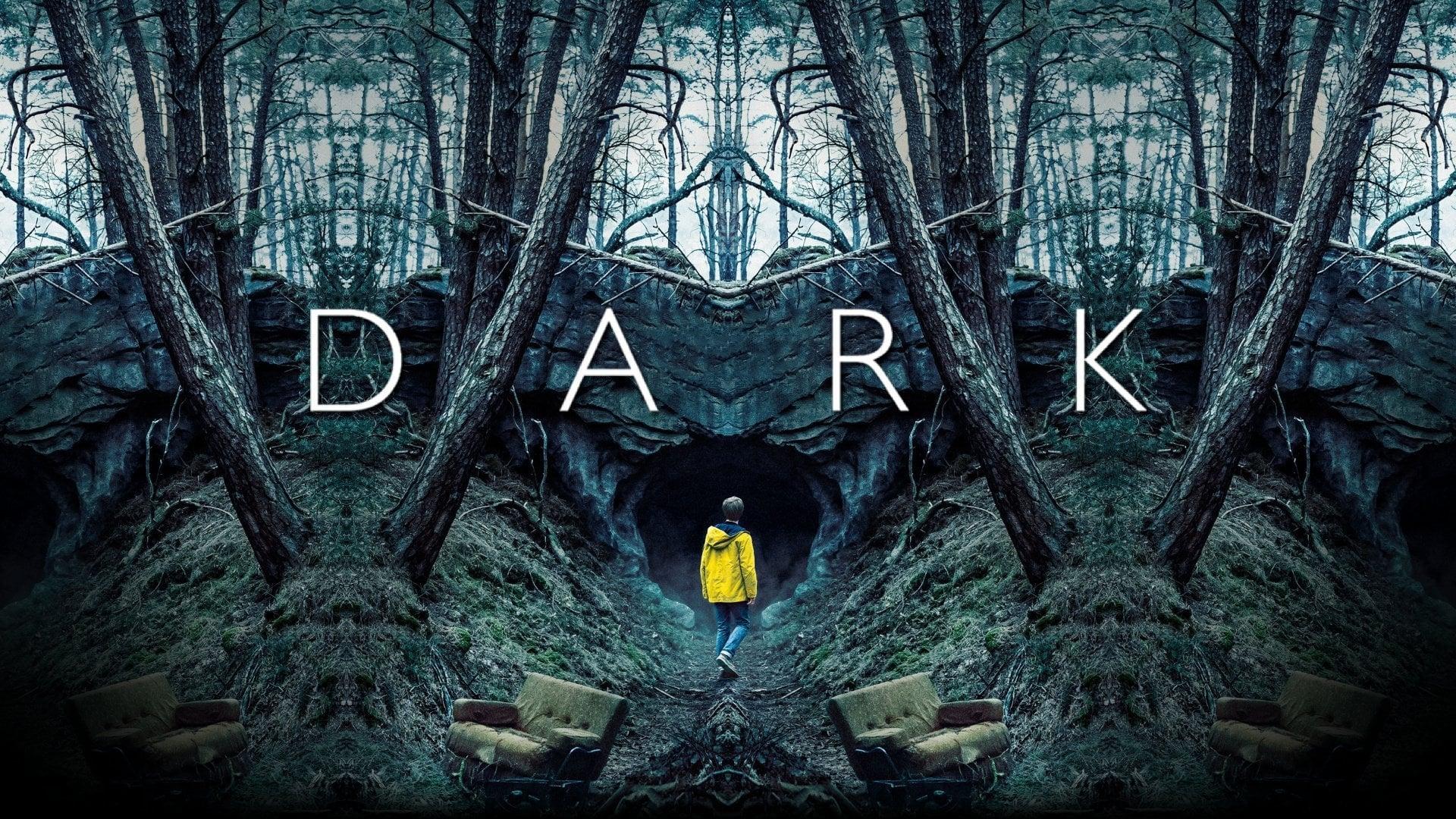 top 6 TV series on Netflix 'Dark'