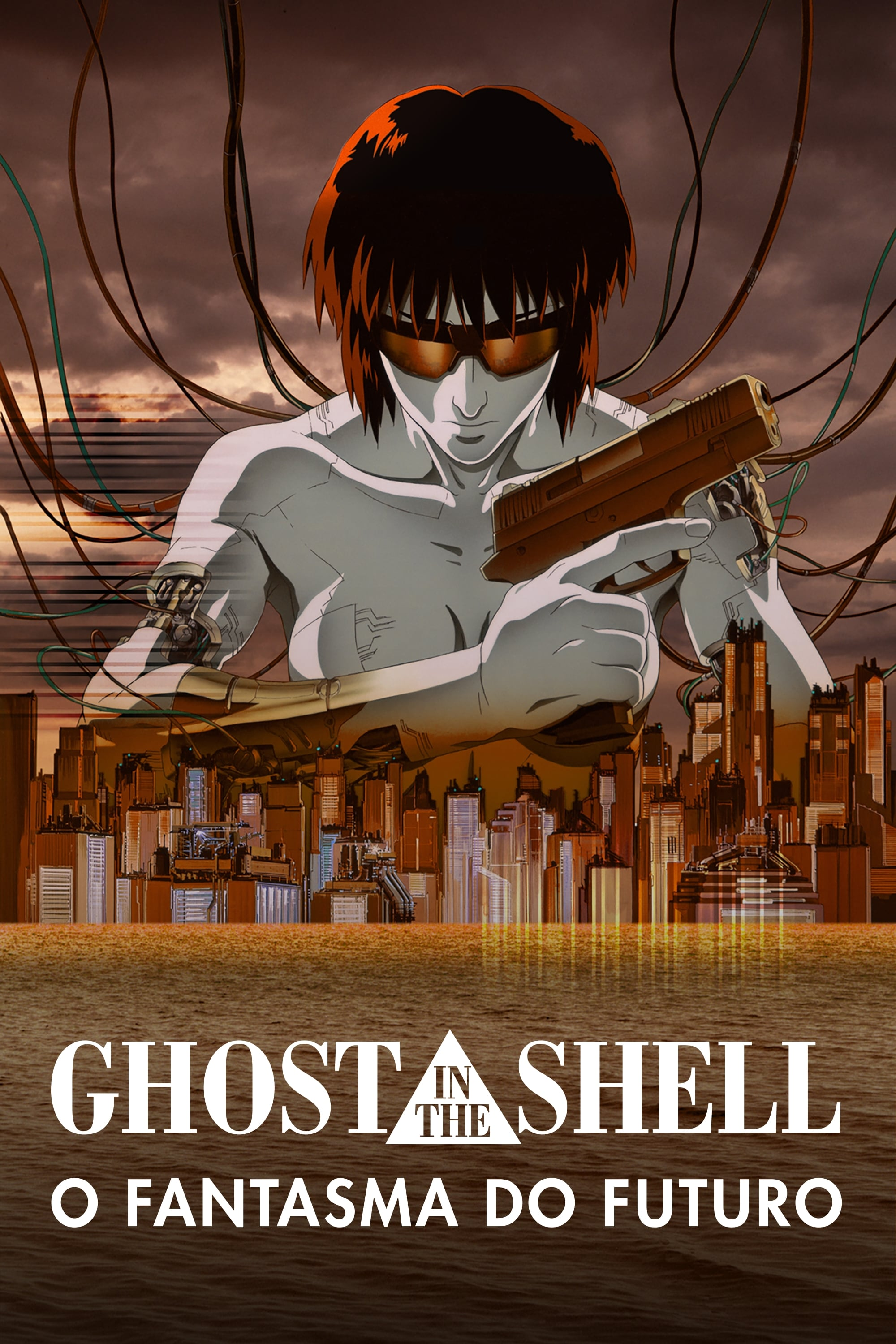 Ghost in the Shell: O Fantasma do Futuro Dublado