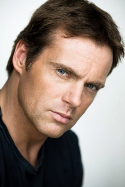 Michael Shanks isDr. Charlie Harris
