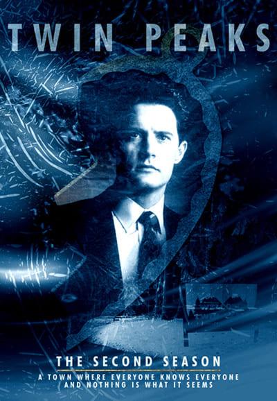 Tvin Pykso miestelis / Twin Peaks (1990) 2 Sezonas LT SUB