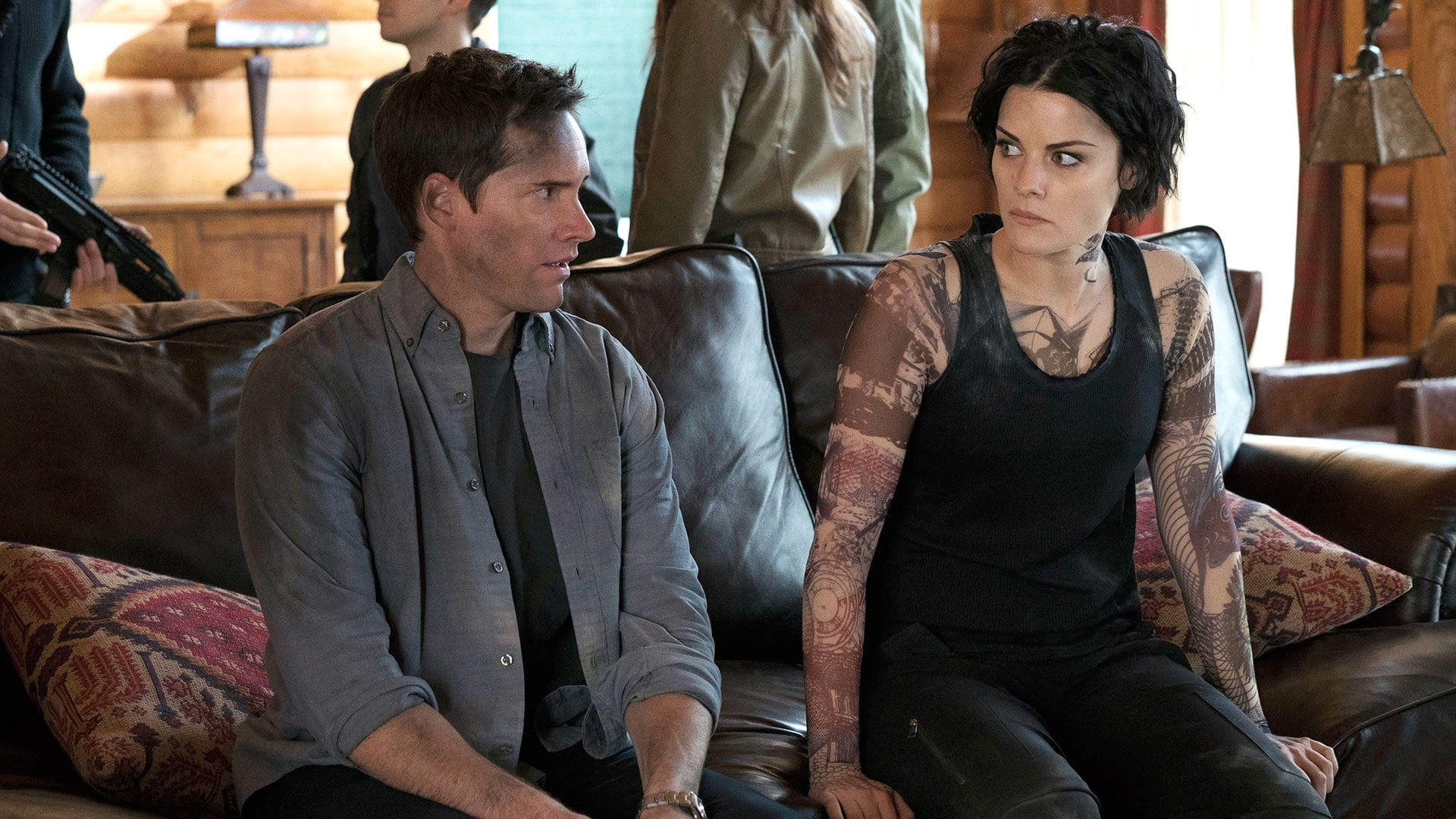 Blindspot Season 2 :Episode 17  Solos