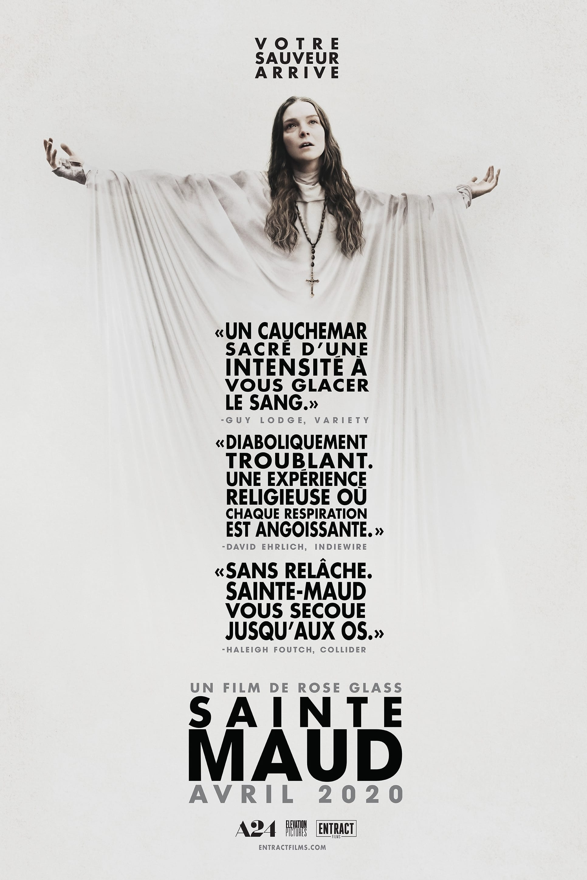 Voir Saint Maud (2020) Français Streaming 1080p