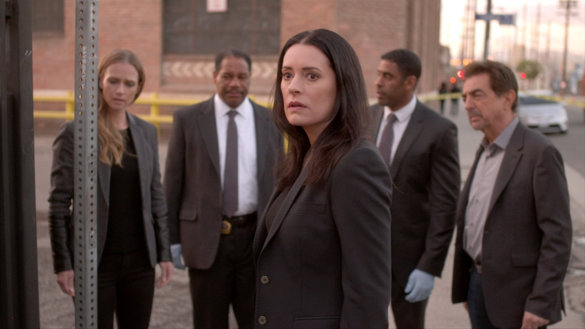 Criminal Minds Season 11 :Episode 19  Tribute