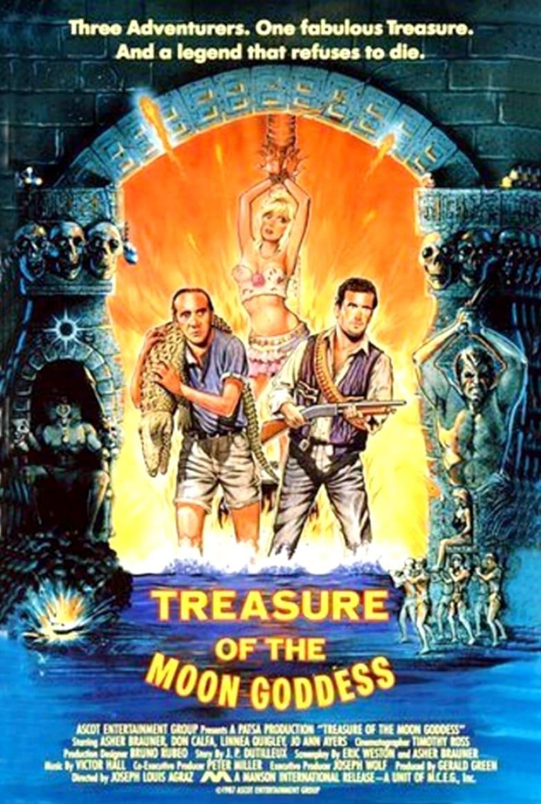 Treasure of the Moon Goddess (1987)