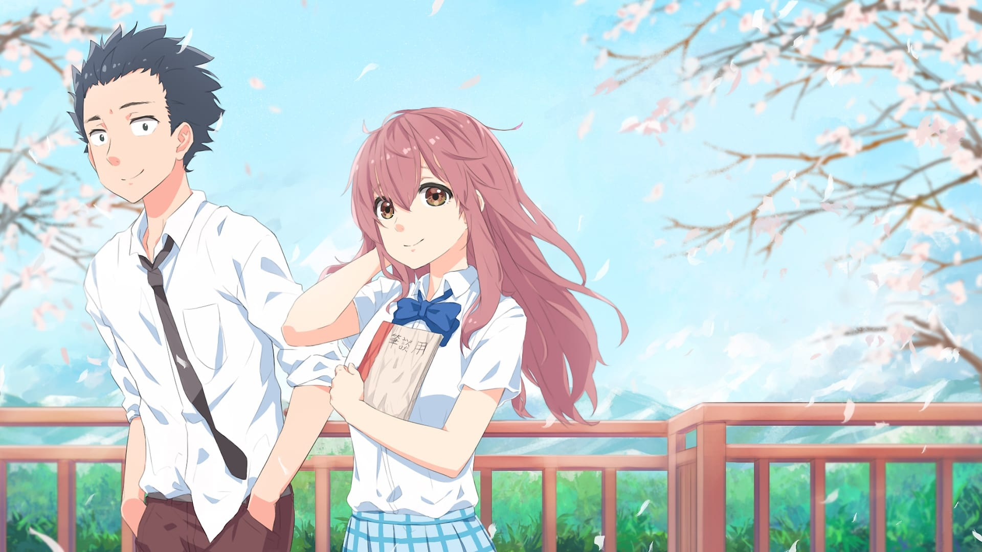 A Silent Voice Deutsch Ganzer Film
