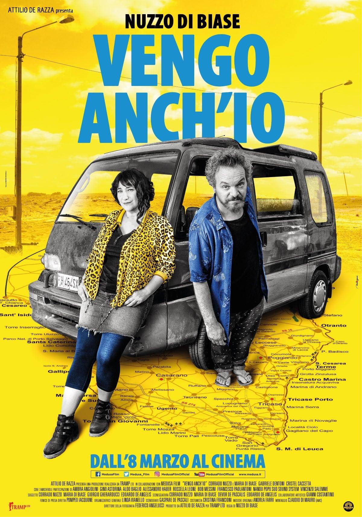 Ver Vengo anch'io Online HD Español (2018)